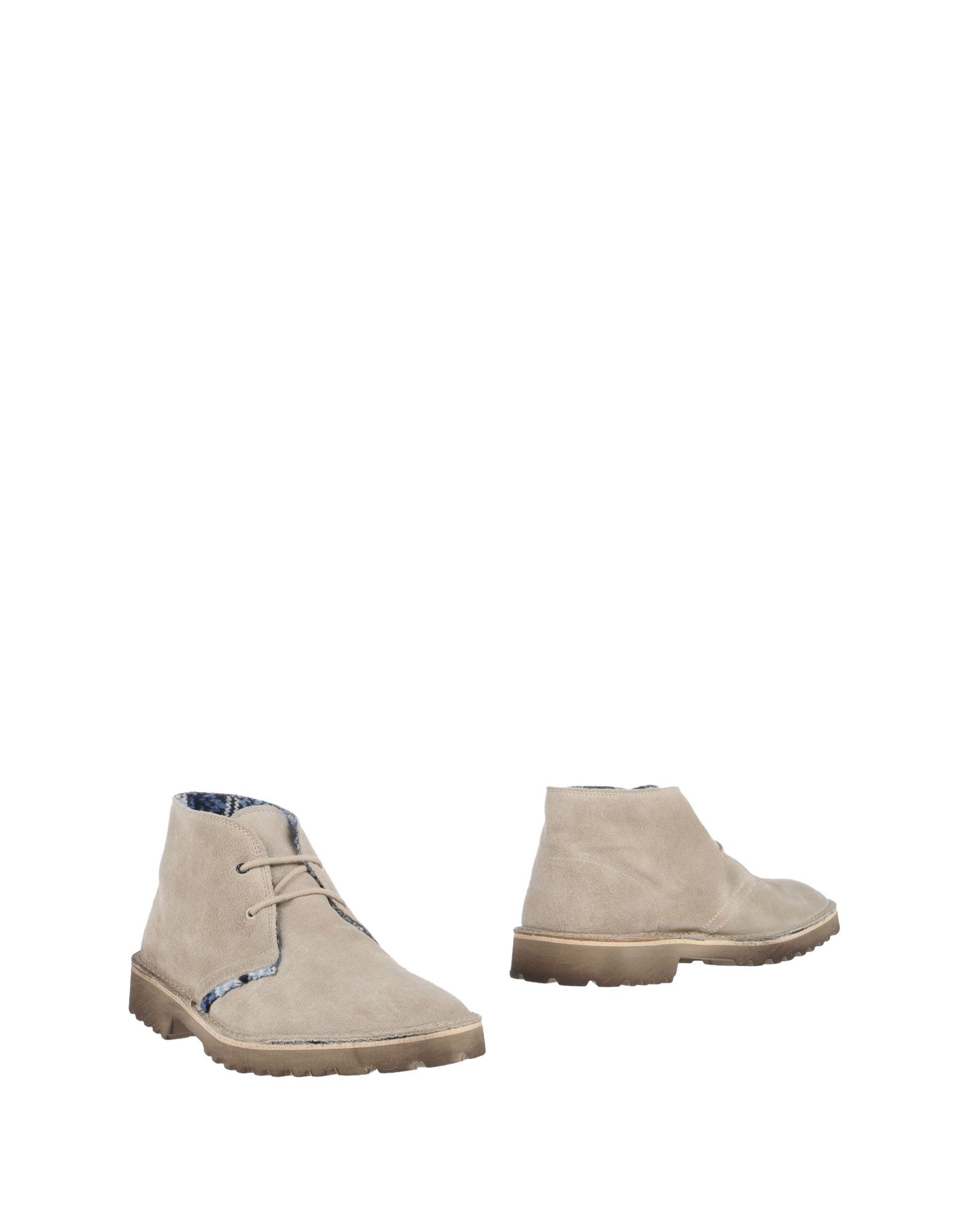 LE CROWN Boots in Beige