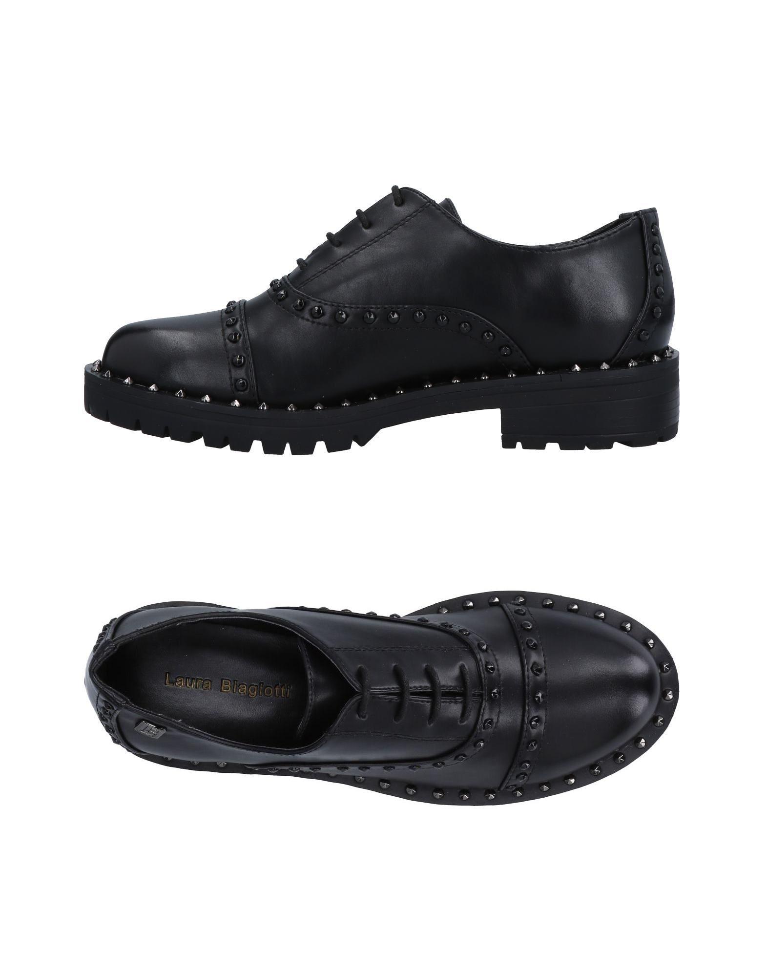 все цены на LAURA BIAGIOTTI Обувь на шнурках онлайн