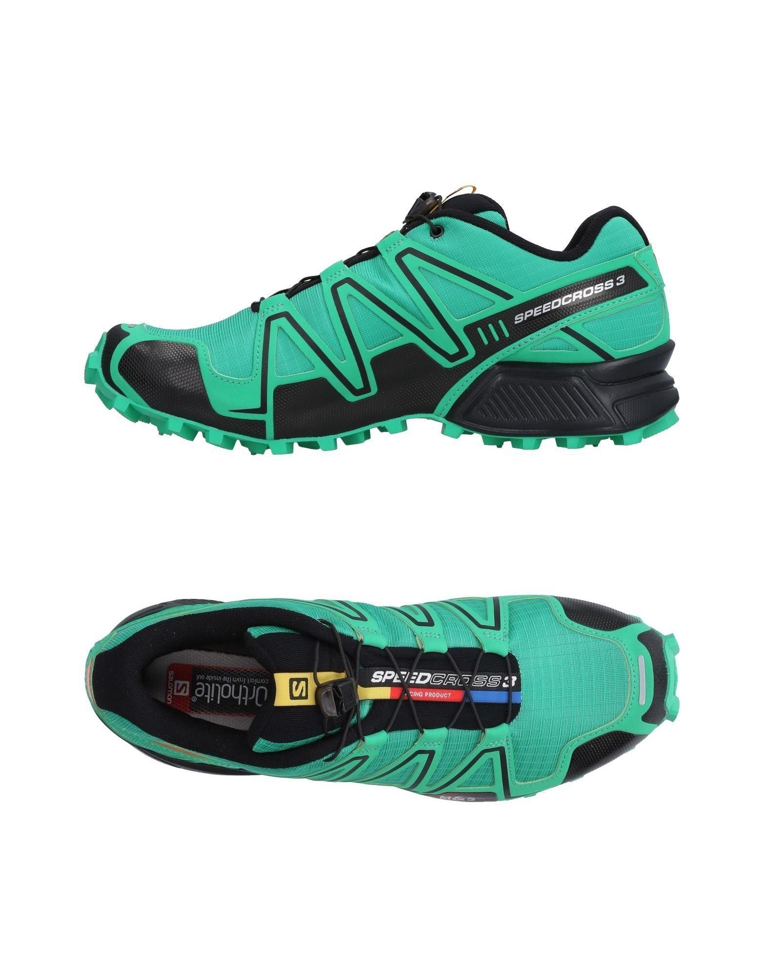 SALOMON Sneakers in Green