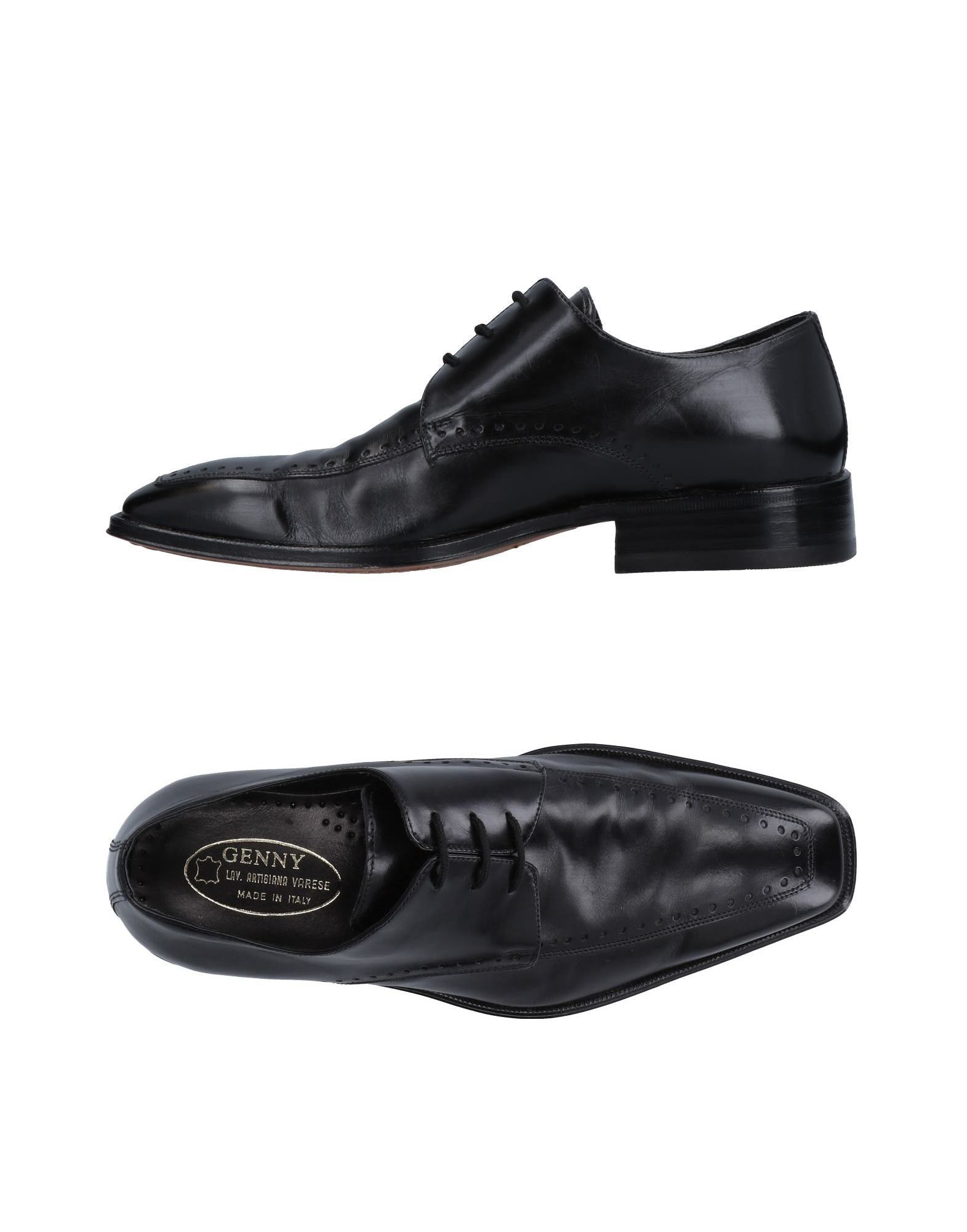 GENNY LAV. ARTIGIANA VARESE Обувь на шнурках сабо varese