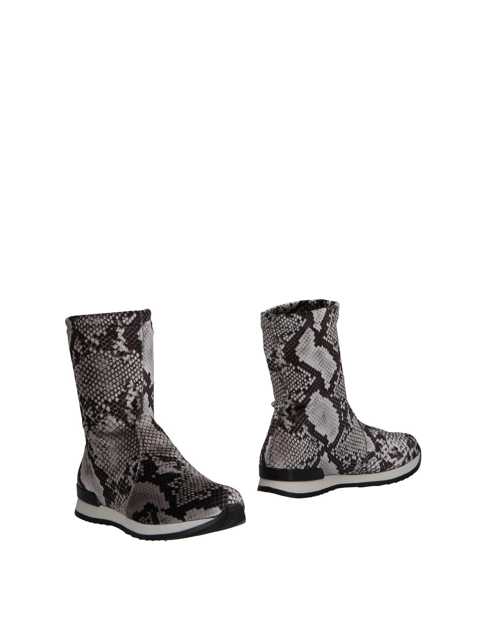 NR RAPISARDI Полусапоги и высокие ботинки ботинки swims ботинки без каблука