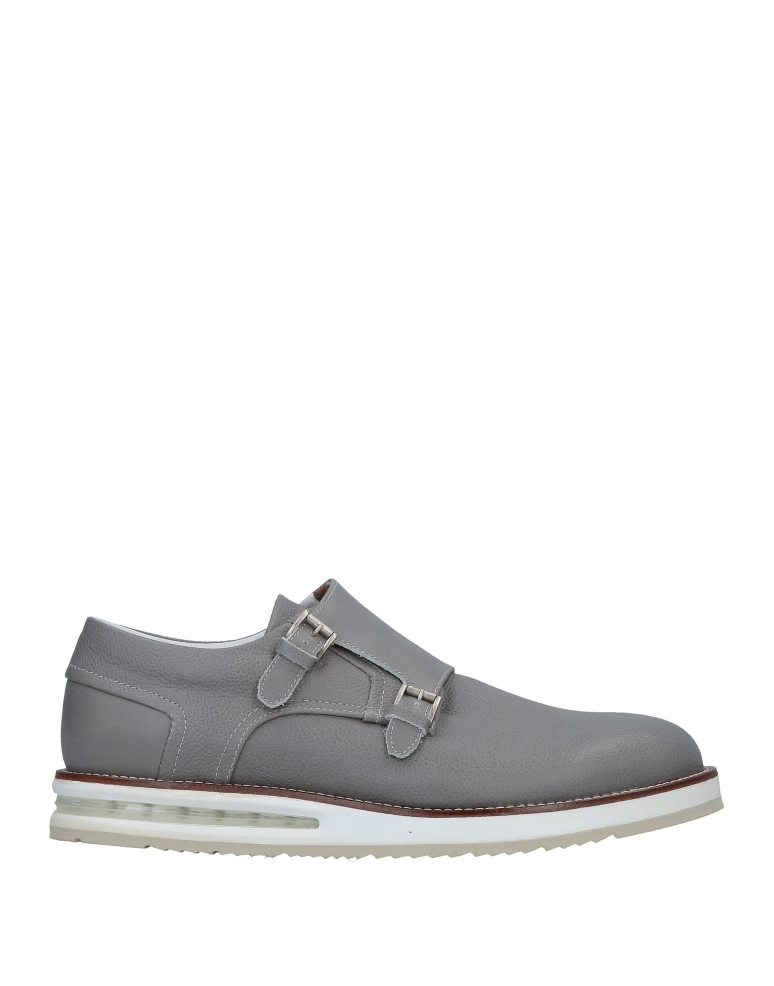 BARLEYCORN Loafers in Grey
