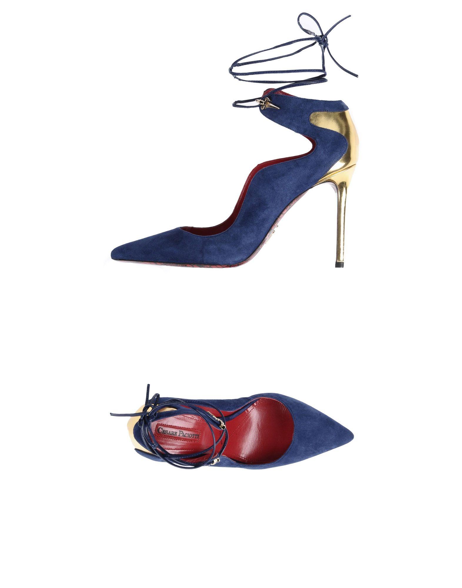 CESARE PACIOTTI Туфли цены онлайн