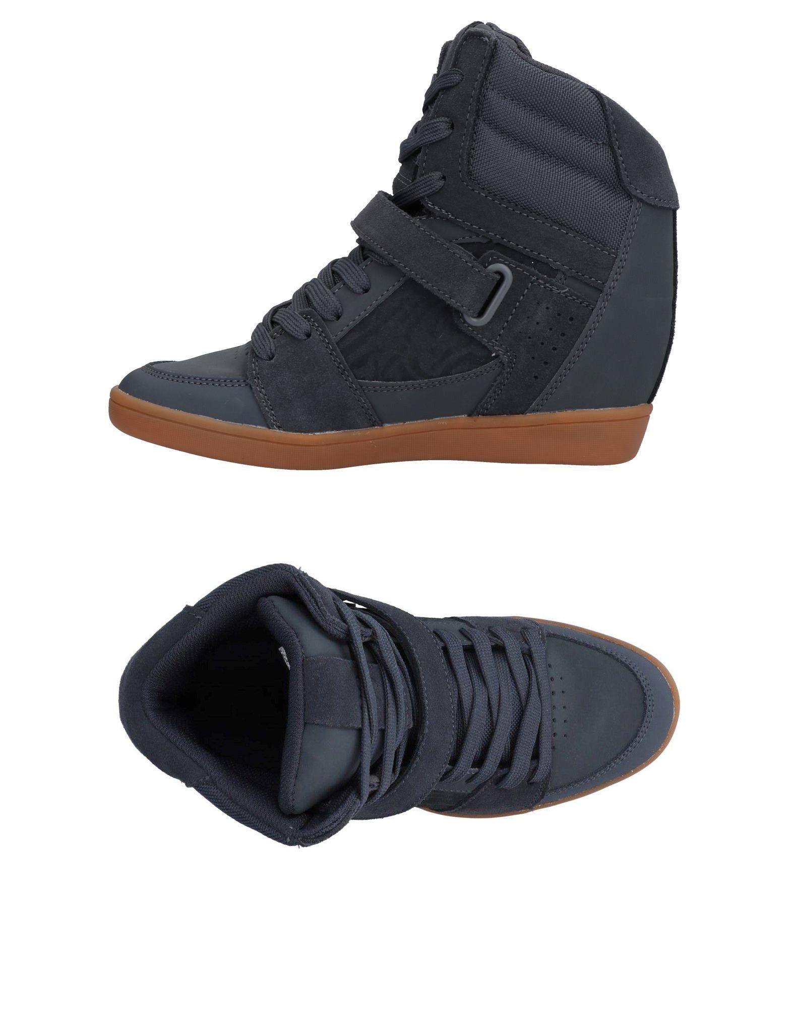 DC SHOECOUSA Высокие кеды и кроссовки кеды кроссовки высокие женские dc rebound high tx navy gum