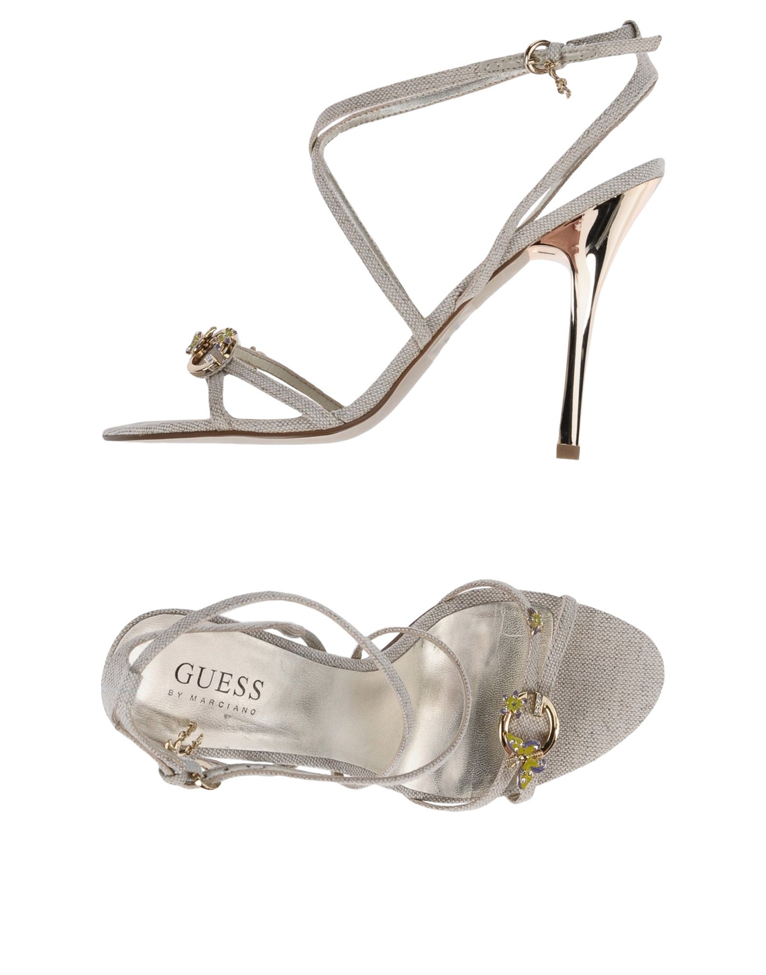 GUESS BY MARCIANO Сандалии джинсы guess by marciano