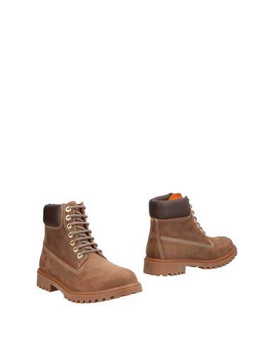 Купить Полусапоги и высокие ботинки от LUMBERJACK цвета хаки