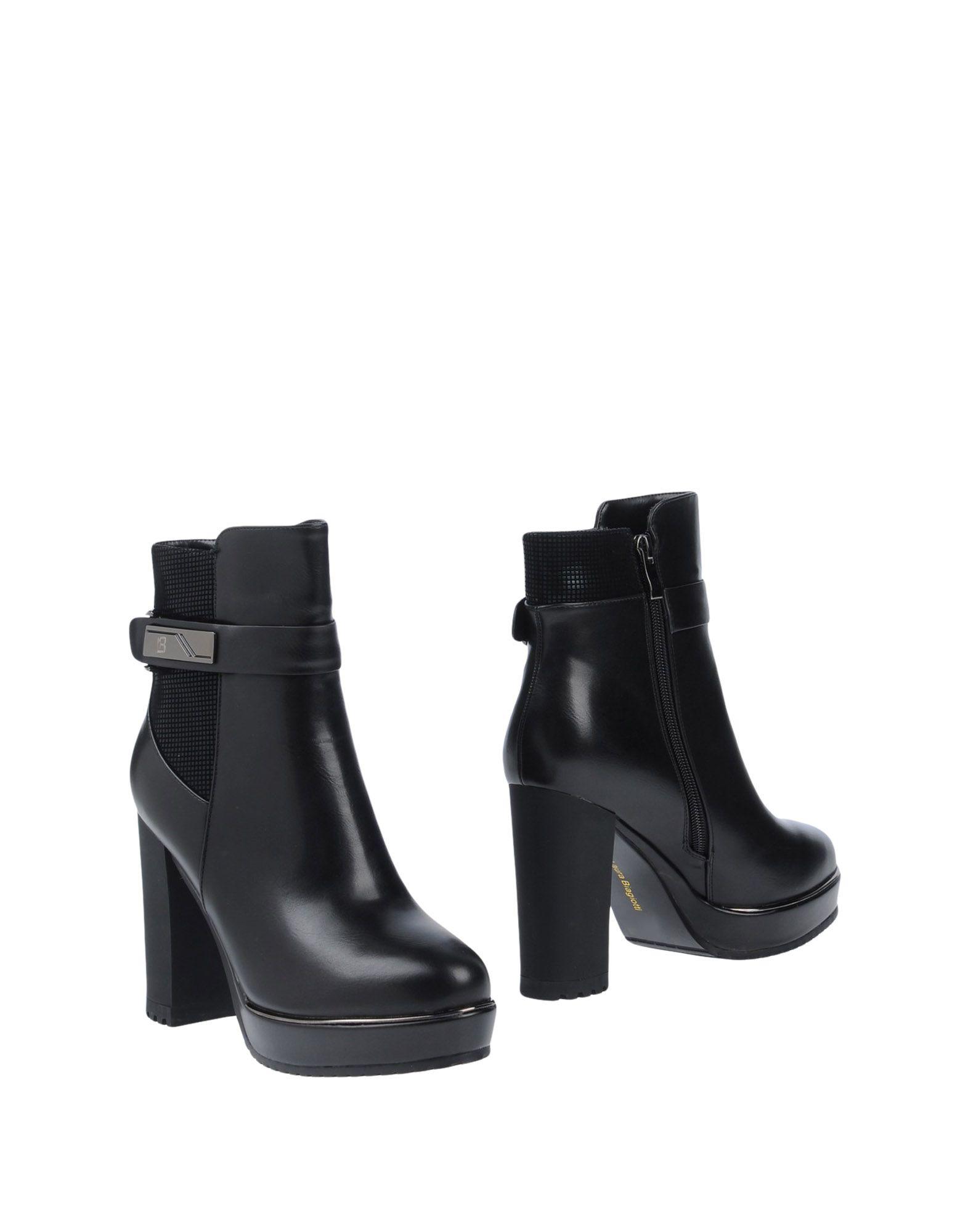 LAURA BIAGIOTTI Полусапоги и высокие ботинки цены онлайн