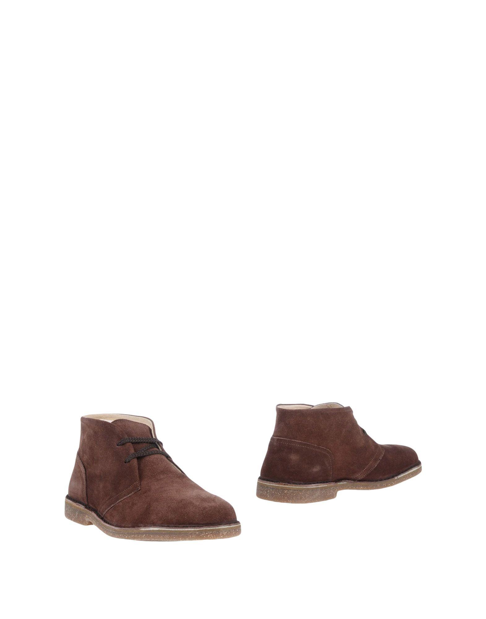 ROBERTO CATANI Boots in Cocoa
