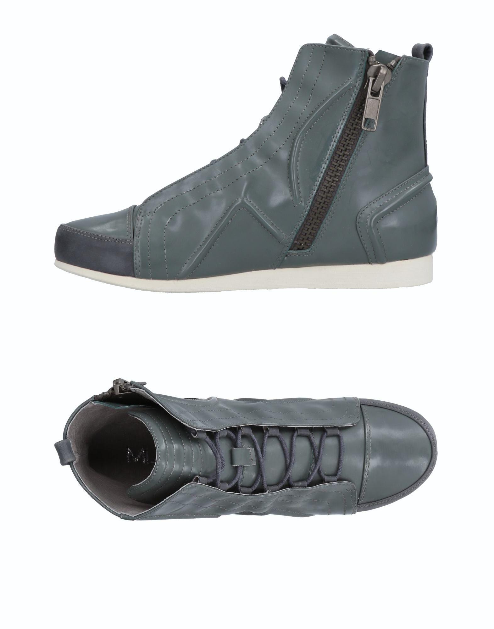 MI/MAI Высокие кеды и кроссовки цена и фото
