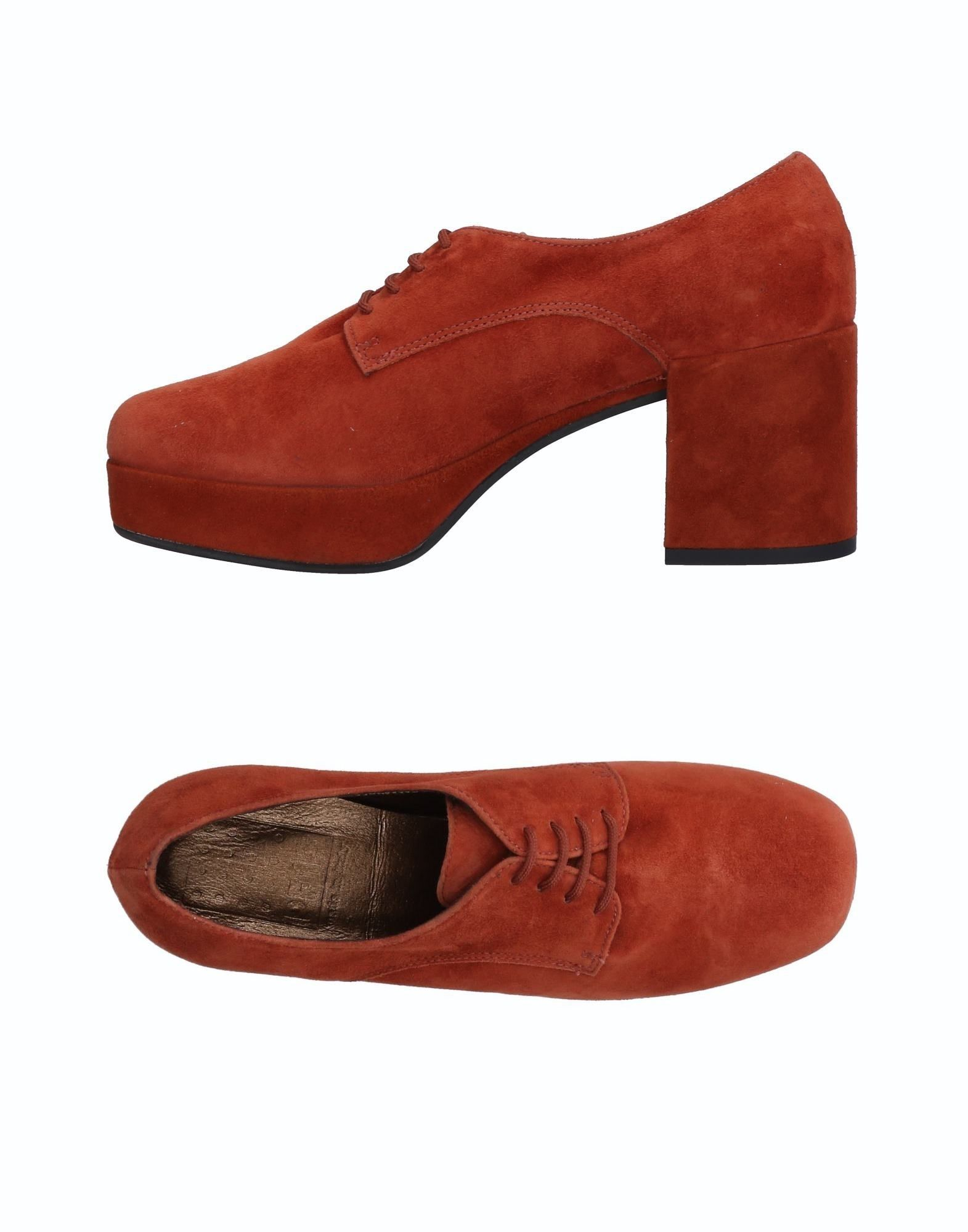 Фото - PF16 Обувь на шнурках обувь на высокой платформе dkny