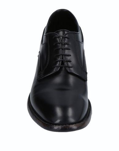 Фото 2 - Обувь на шнурках от LEMARGO черного цвета
