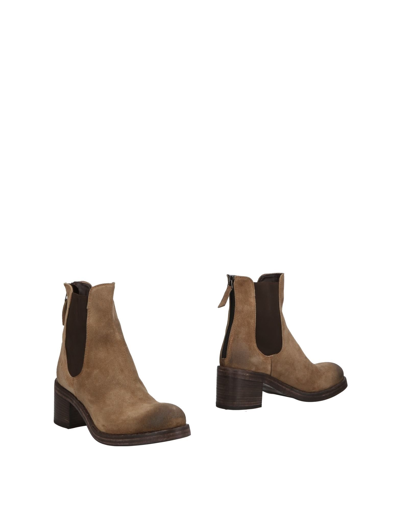 ERNESTO DOLANI Ankle Boot in Beige