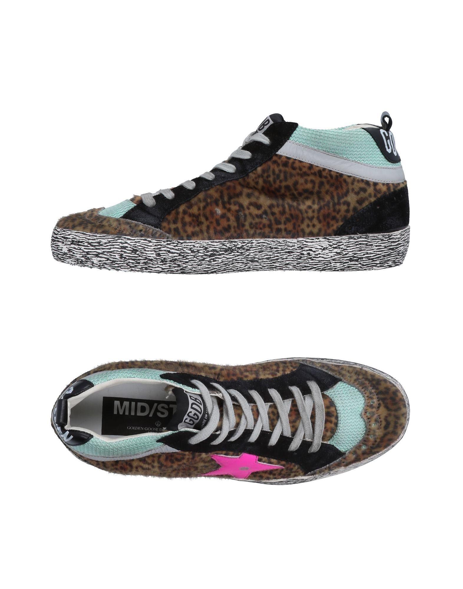 5bf151569 golden goose deluxe brand calzado sneakers abotinadas on yoox.com caqui
