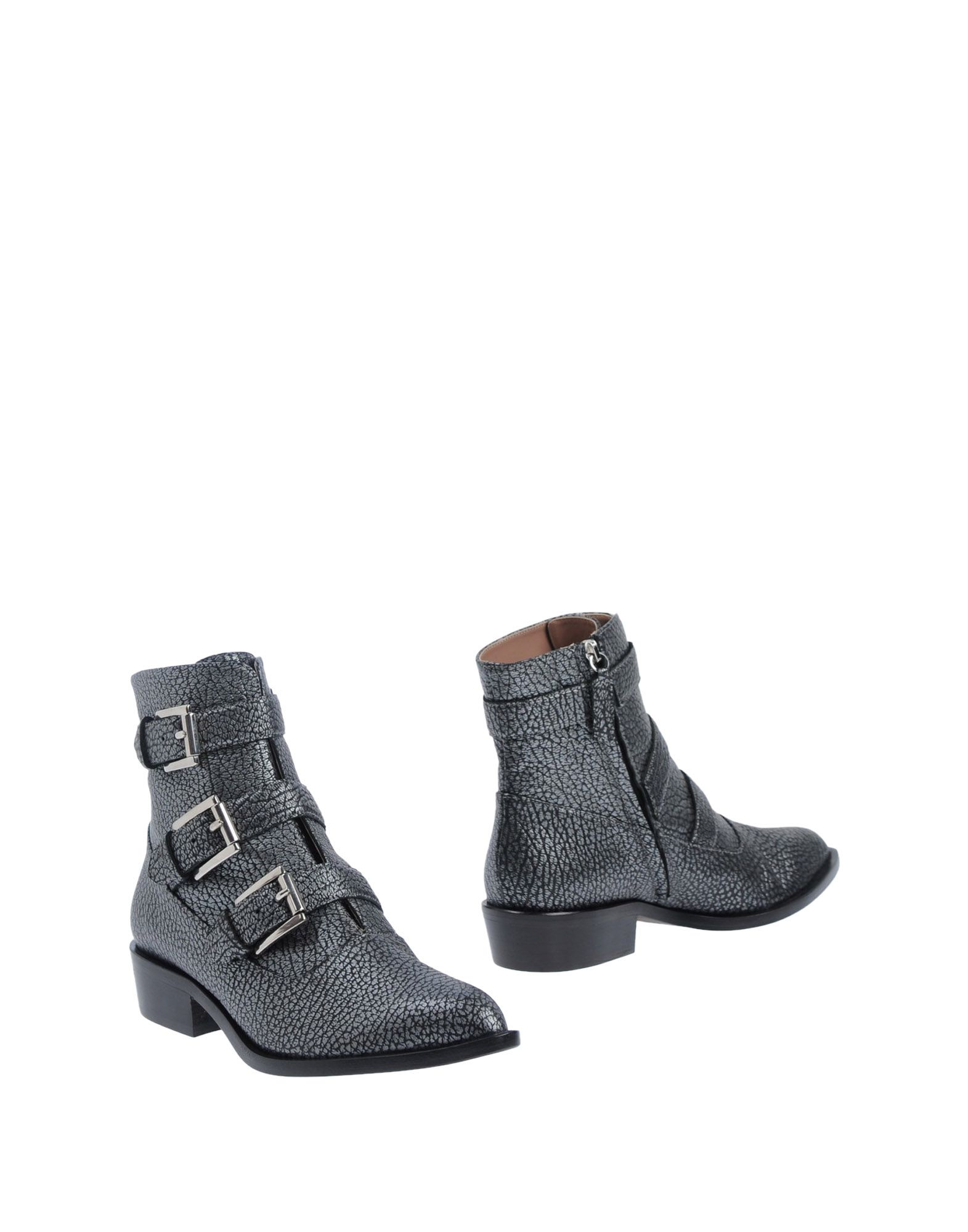 GIANNA MELIANI Ankle Boot in Grey