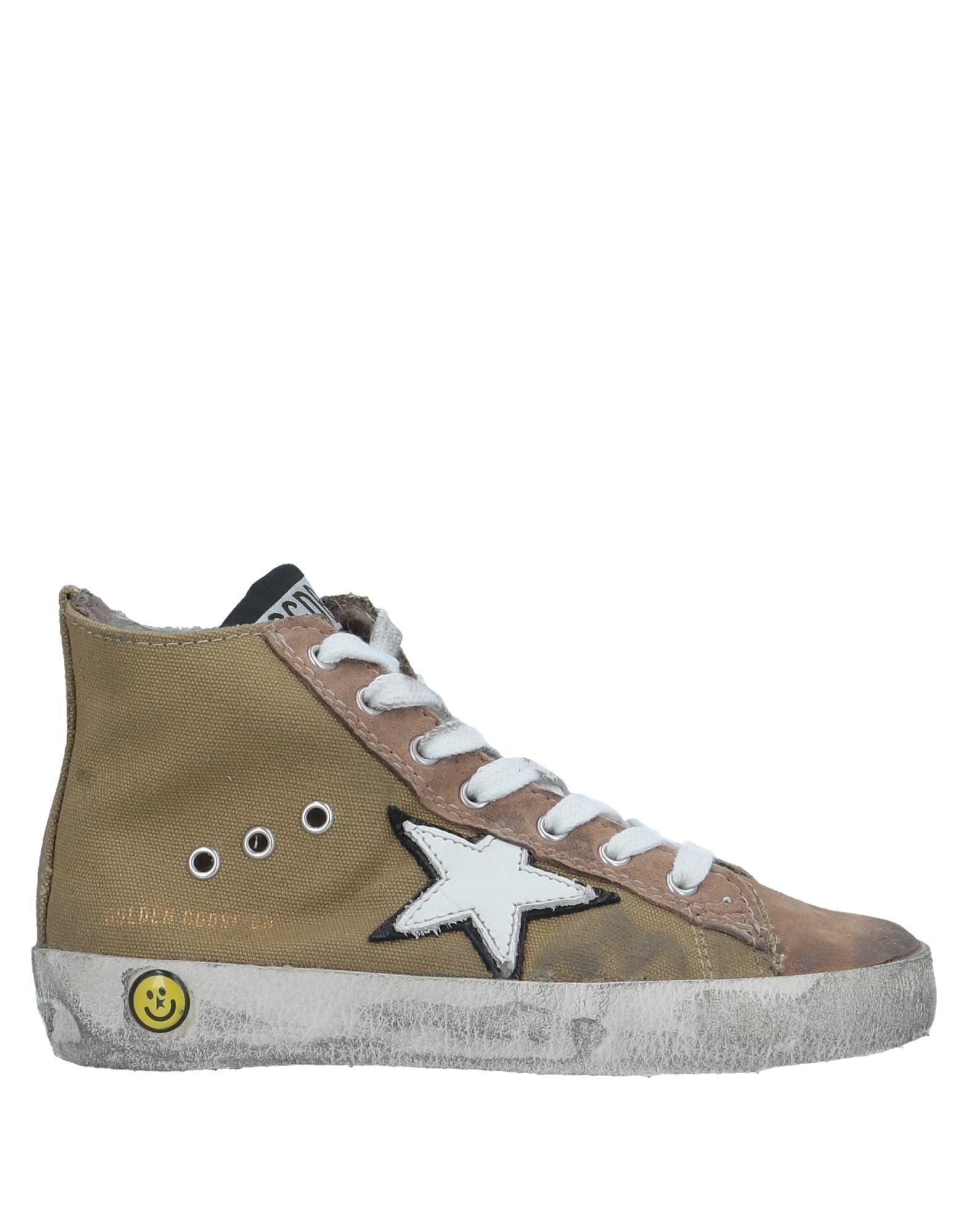 e5df048b5 golden goose deluxe brand calzado sneakers abotinadas on yoox.com verde  militar