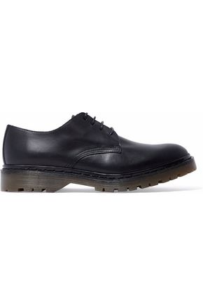 REDValentino Leather brogues