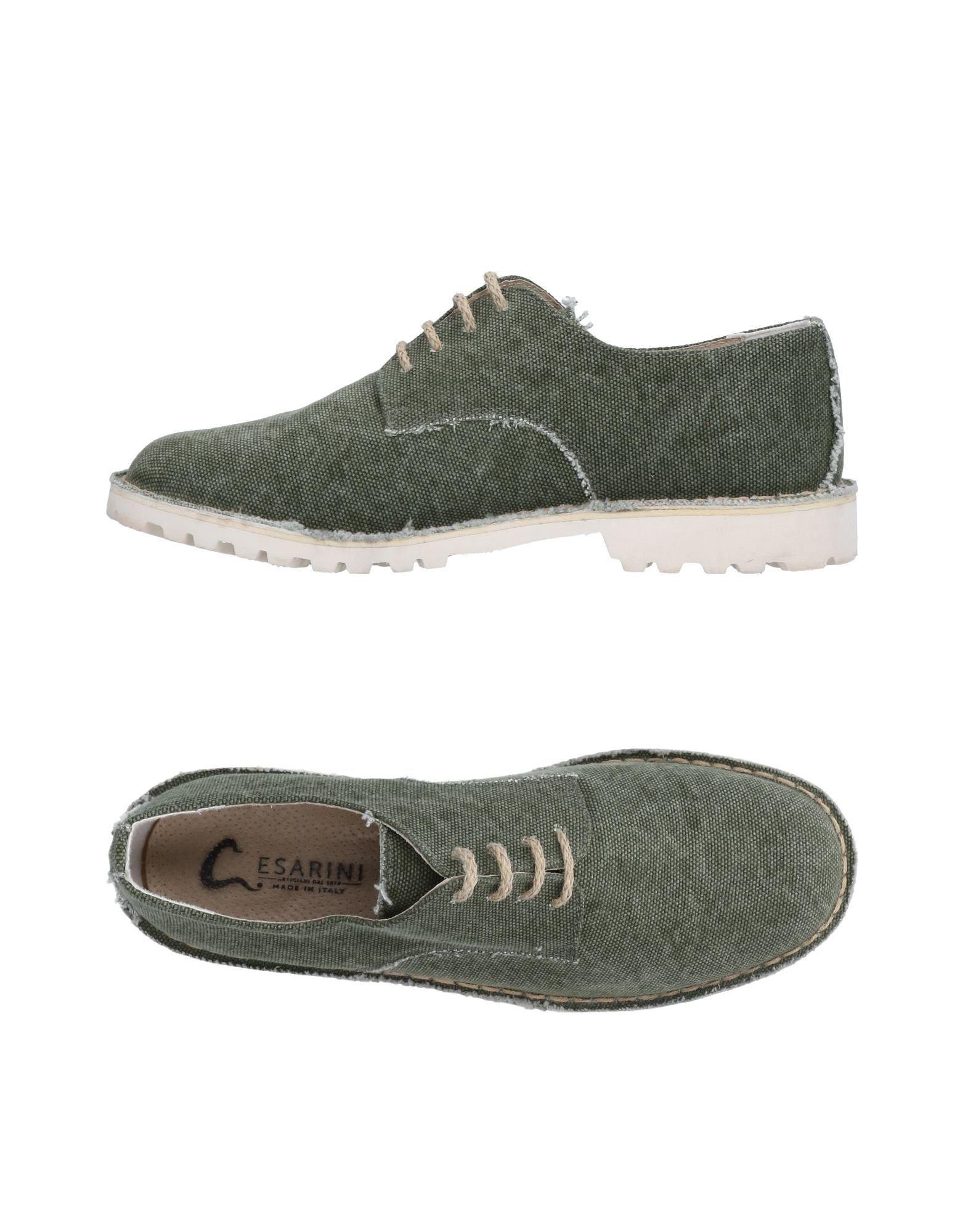 CESARINI Обувь на шнурках обувь ламода