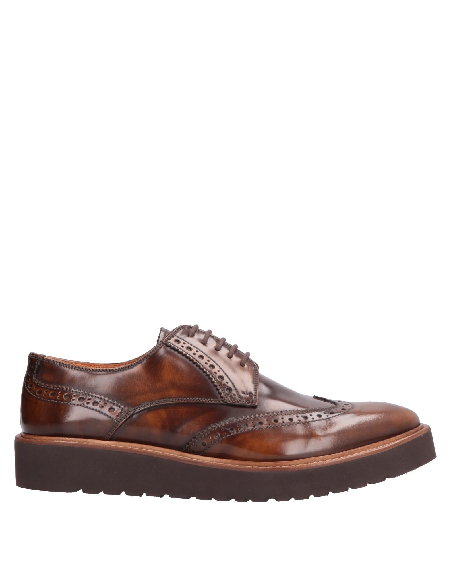 6 PUNTO 9 Обувь на шнурках цены онлайн