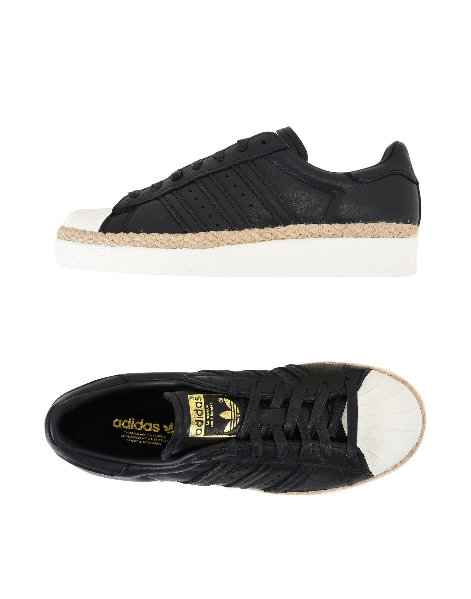 ADIDAS ORIGINALS Низкие кеды и кроссовки кеды adidas кеды superstar 80s cork