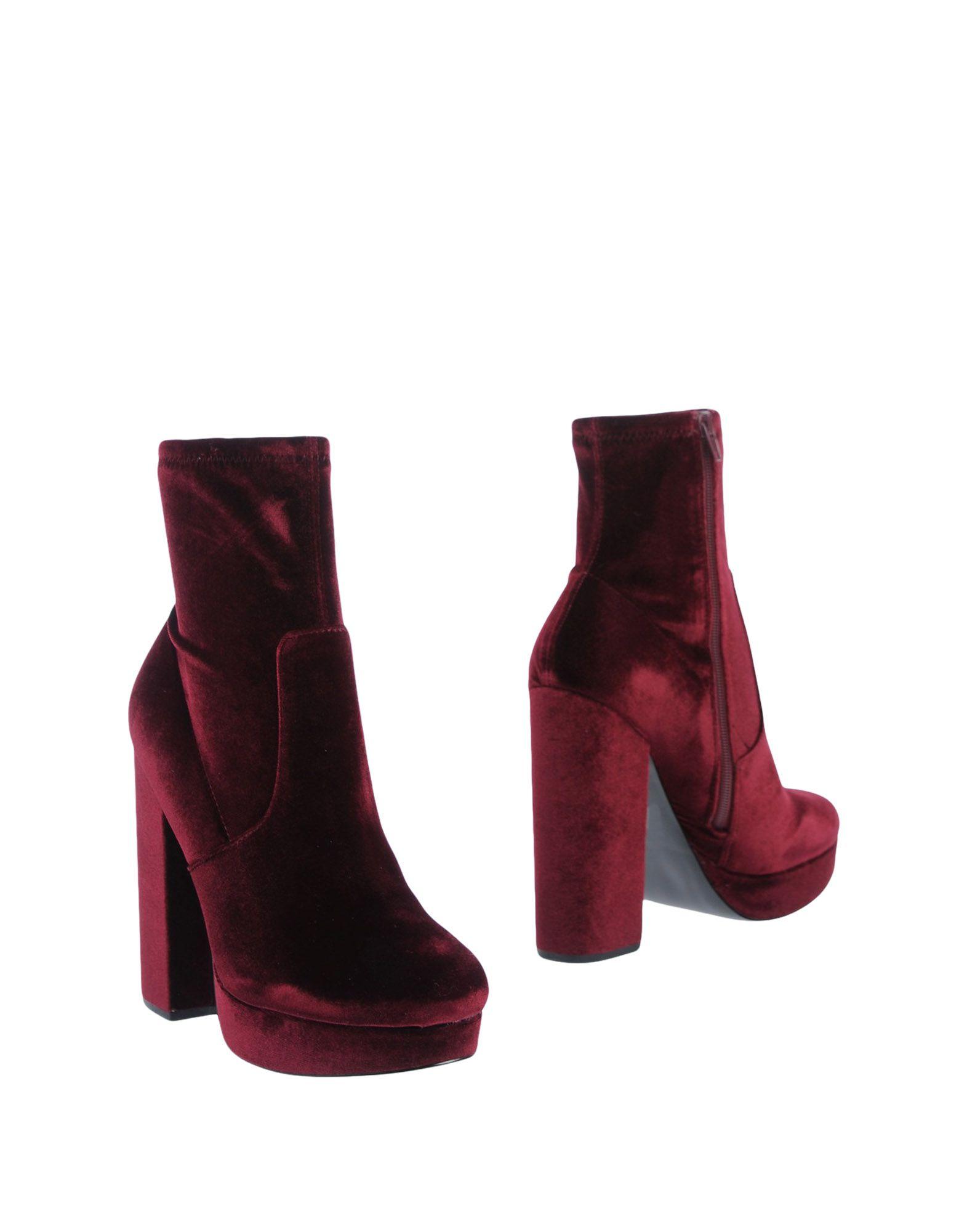 STEVE MADDEN Полусапоги и высокие ботинки steve madden полусапоги и высокие ботинки