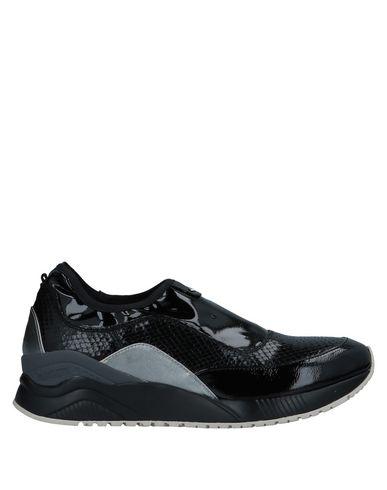 Фото - Низкие кеды и кроссовки от CESARE PACIOTTI 4US черного цвета