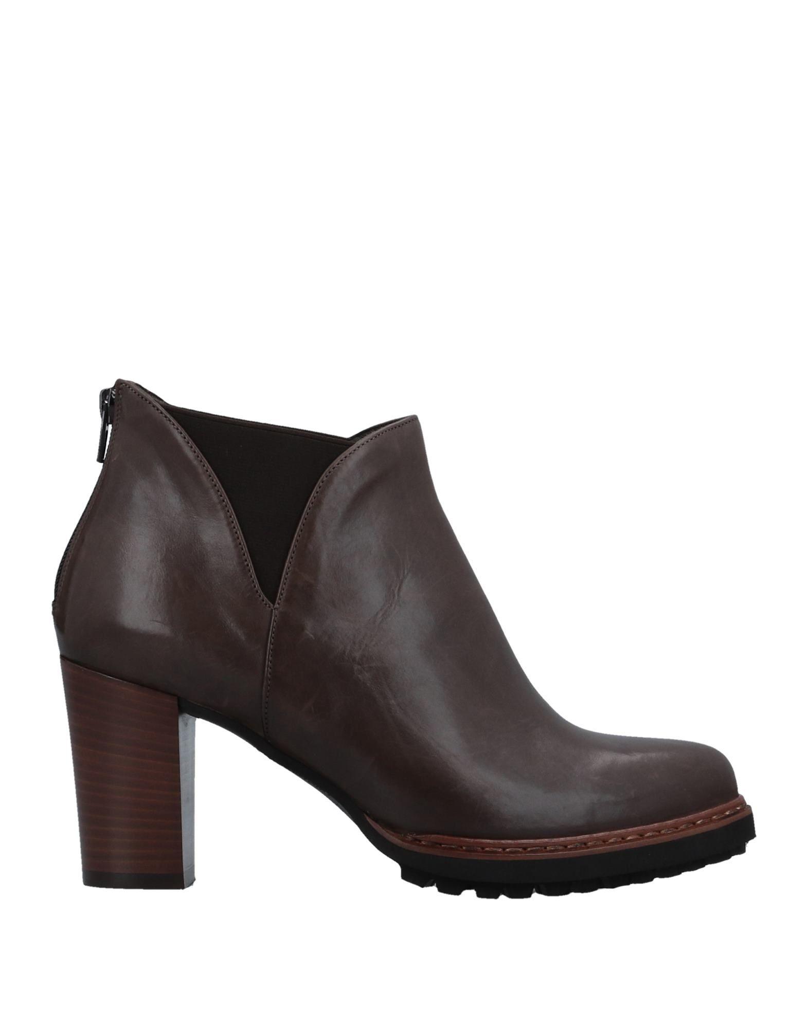 GUGLIELMO ROTTA Полусапоги и высокие ботинки цена