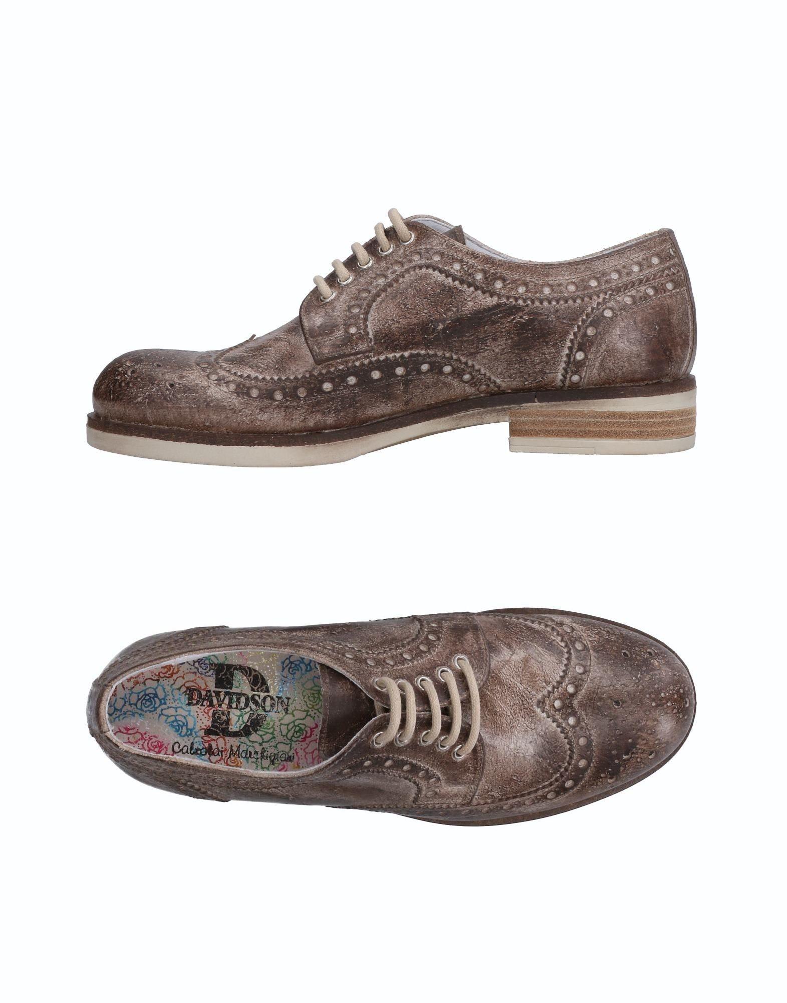 DAVIDSON Обувь на шнурках обувь ламода