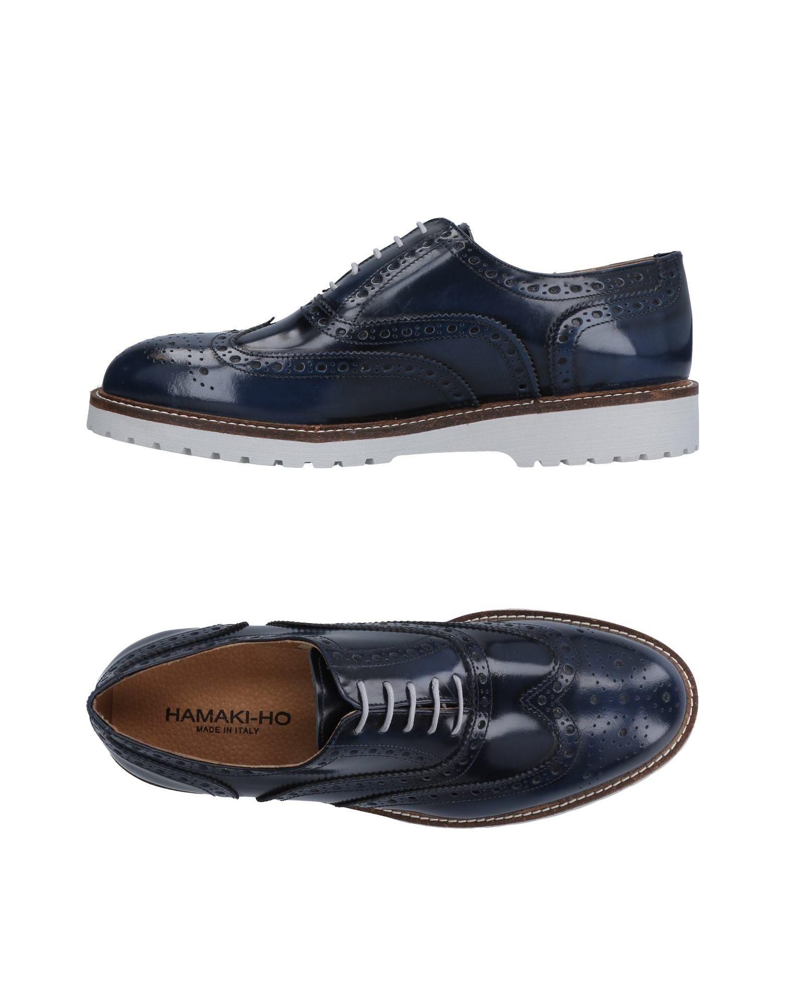 HAMAKI-HO Обувь на шнурках обувь shoiberg