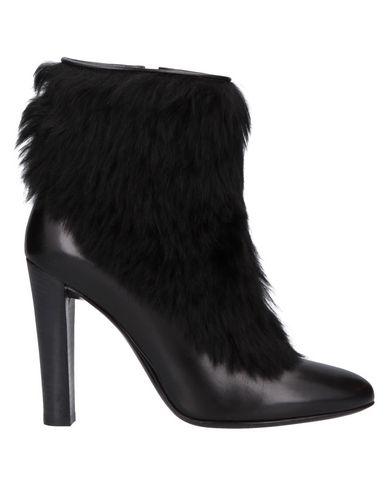 Фото - Полусапоги и высокие ботинки от MICHEL VIVIEN черного цвета