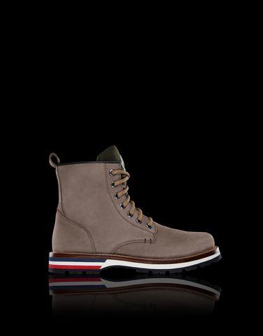 MONCLER NEW VANCOUVER - Combat boots - men