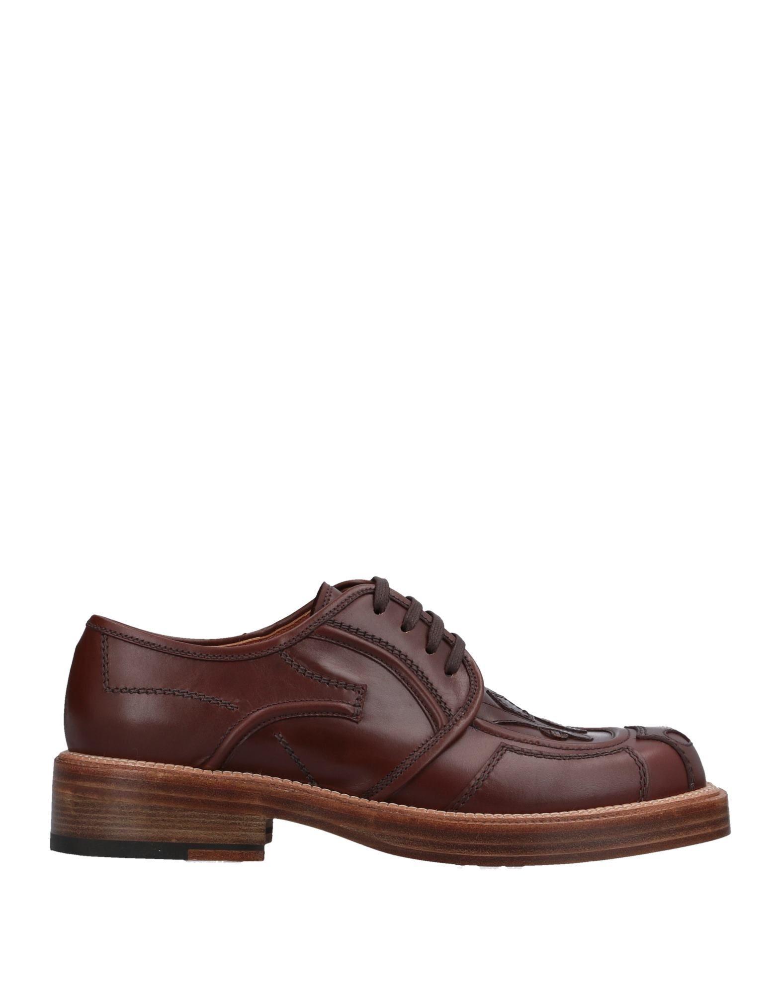 WALTER VAN BEIRENDONCK Обувь на шнурках