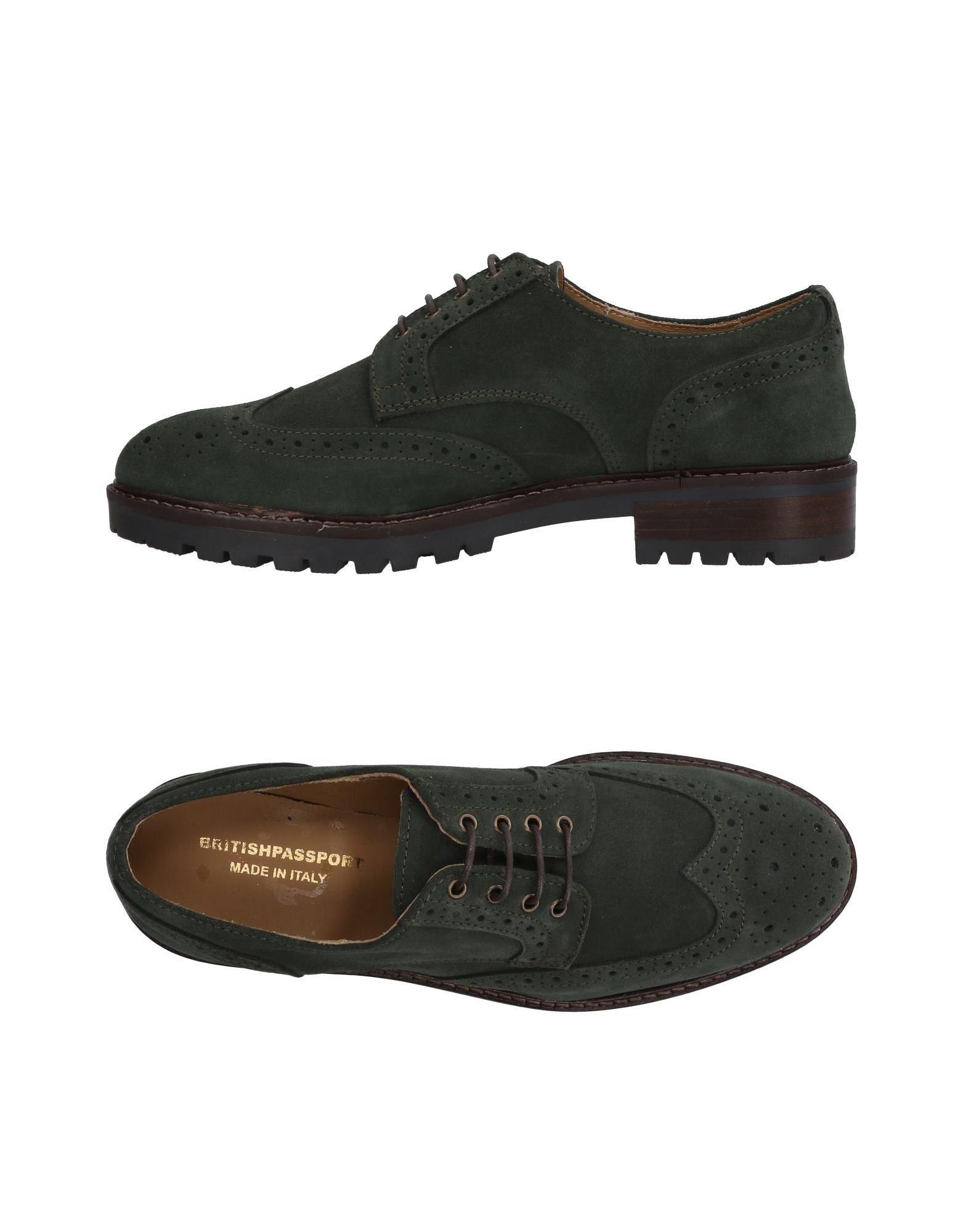 BRITISH PASSPORT® Обувь на шнурках цены онлайн