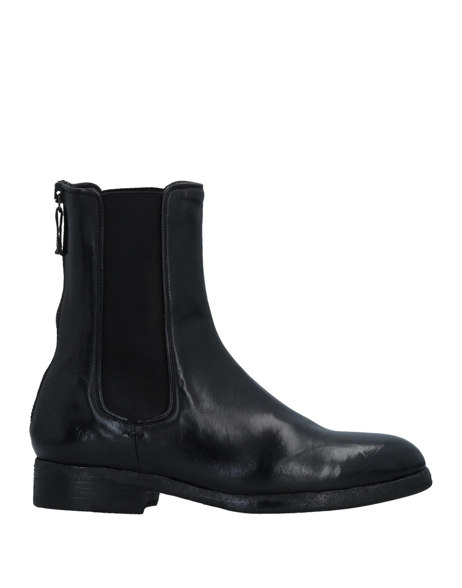 SARTORI GOLD Ankle Boot in Black