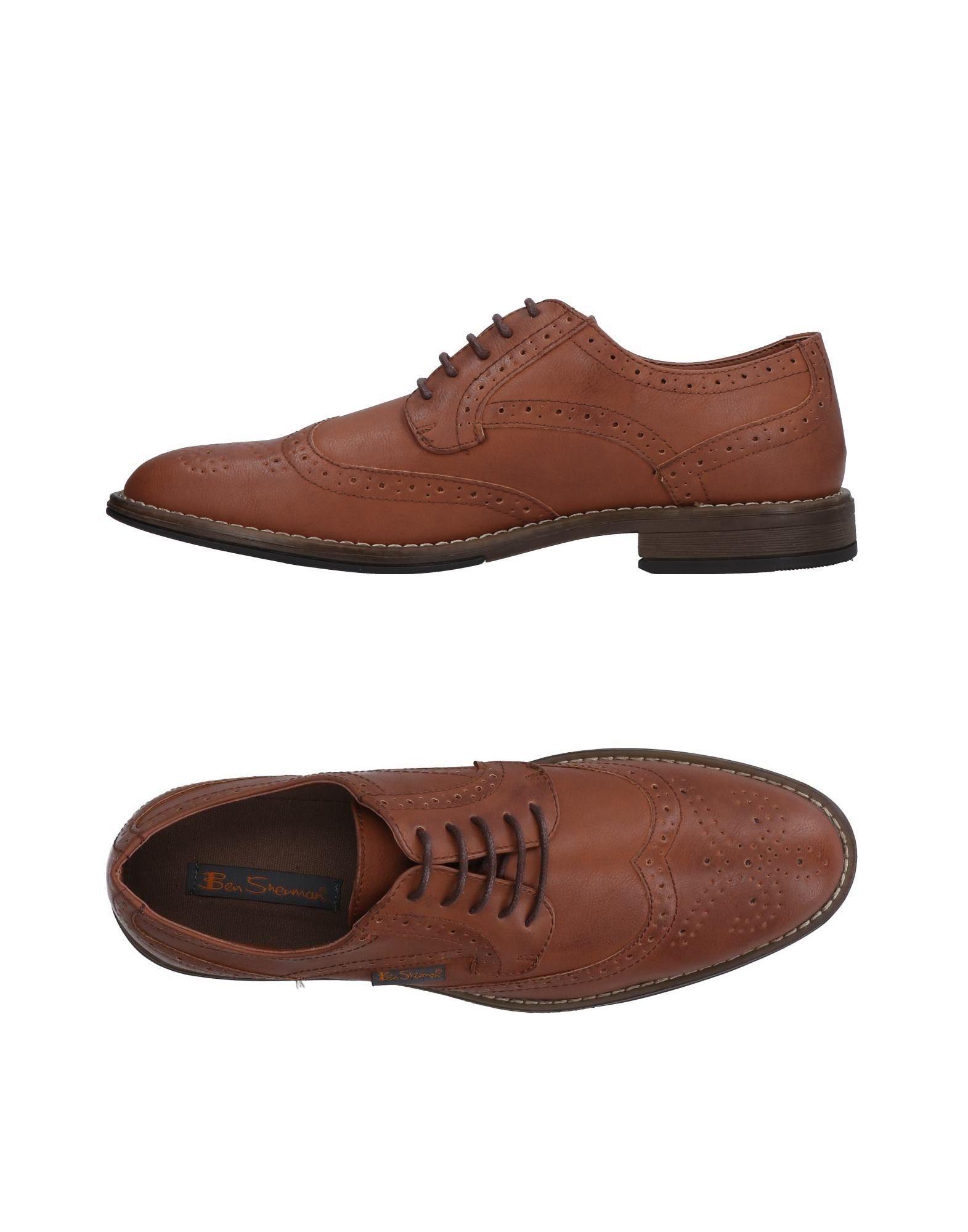 Фото - BEN SHERMAN Обувь на шнурках обувь на высокой платформе dkny