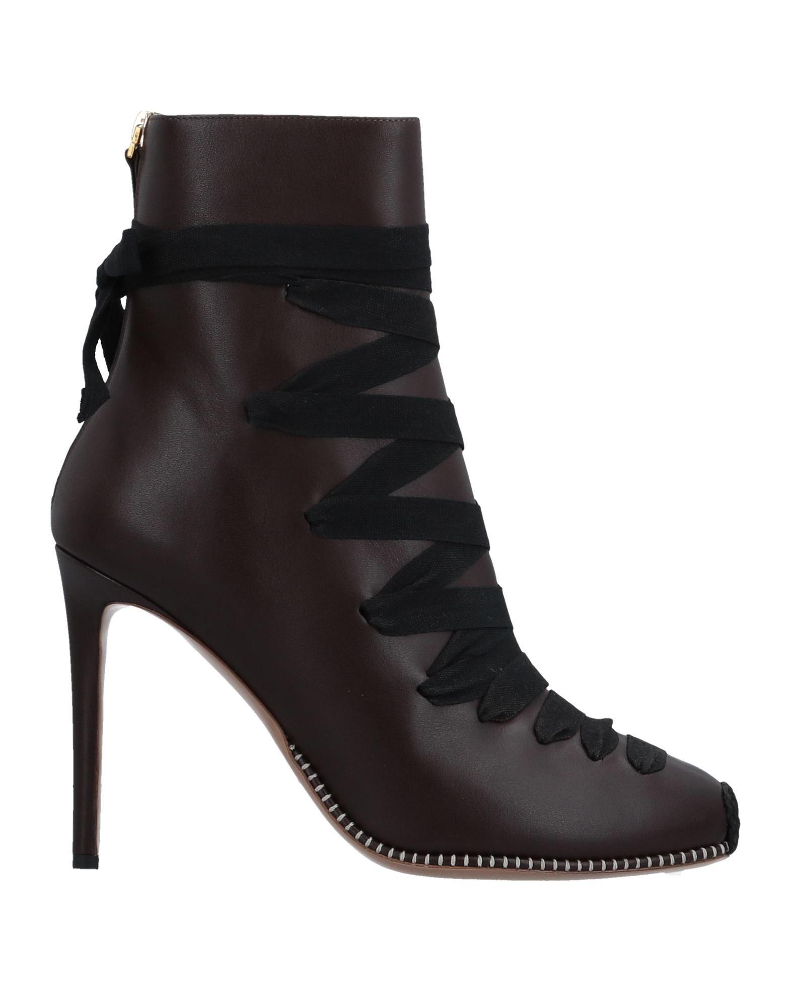 ALTUZARRA Полусапоги и высокие ботинки altuzarra кожаные сапоги