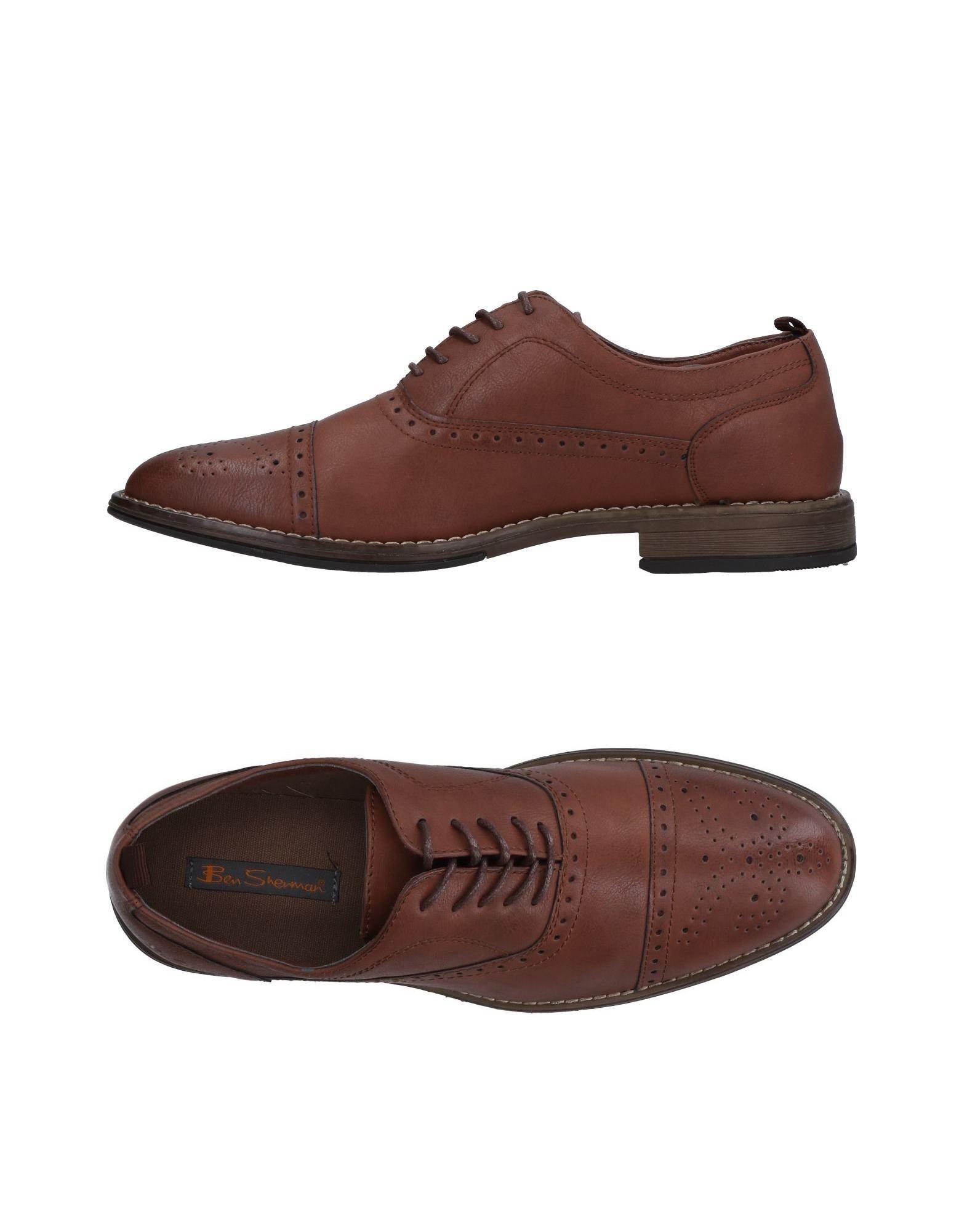 BEN SHERMAN Обувь на шнурках все цены