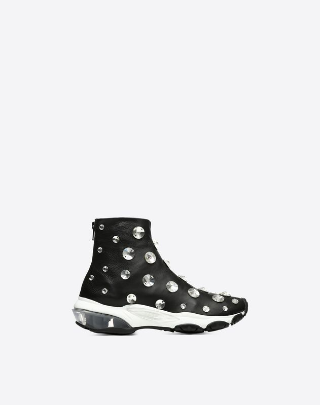 Bounce High-Top Sneaker