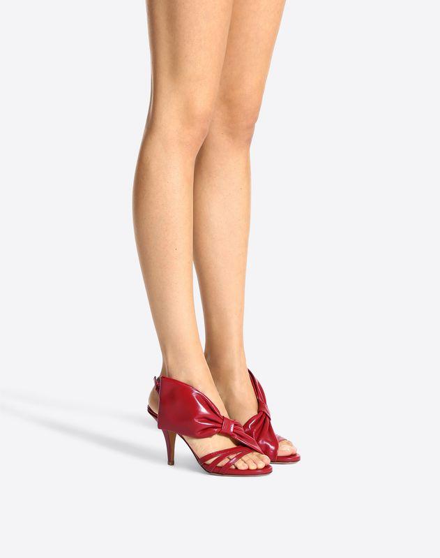 Sandales avec nœud