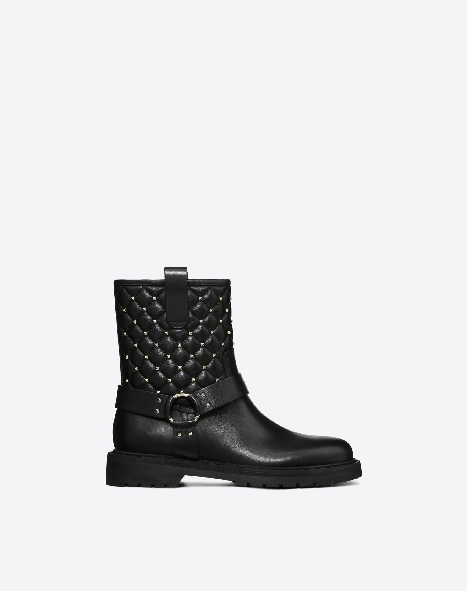 Rockstud Spike biker boot