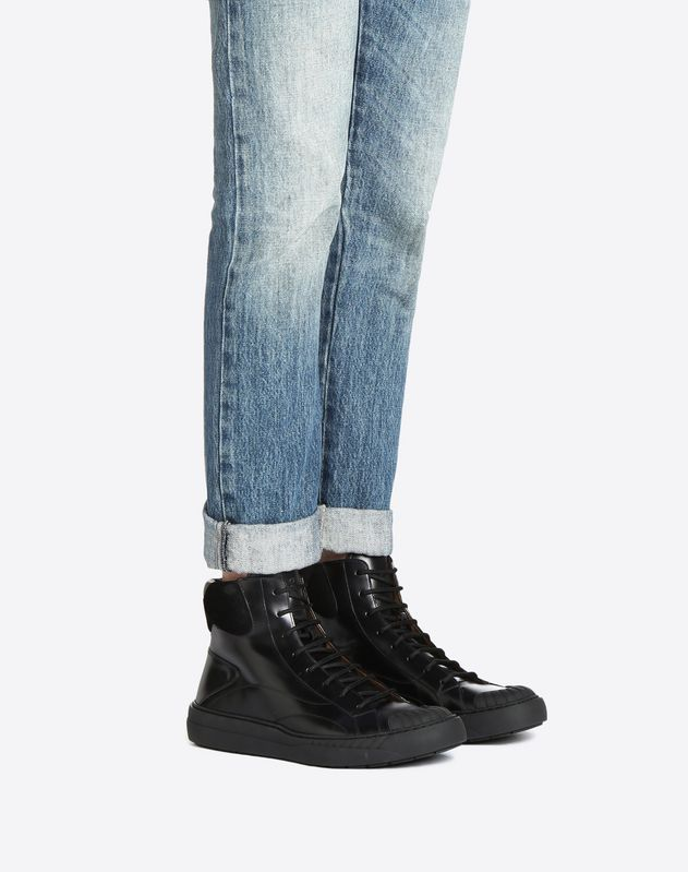 VLTN High-Top Sneaker