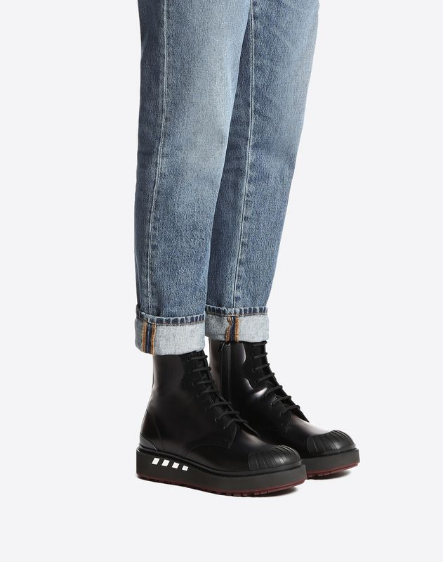 Boot with Stud Detail