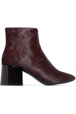 MM6 MAISON MARGIELA Calf hair ankle boots