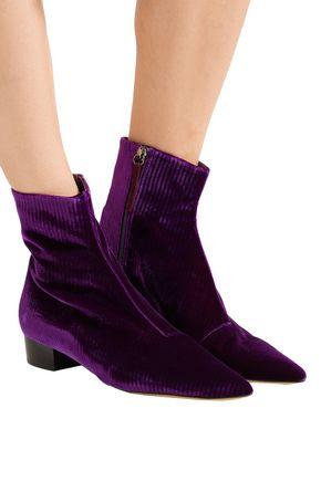 ELLERY Corduroy ankle boots