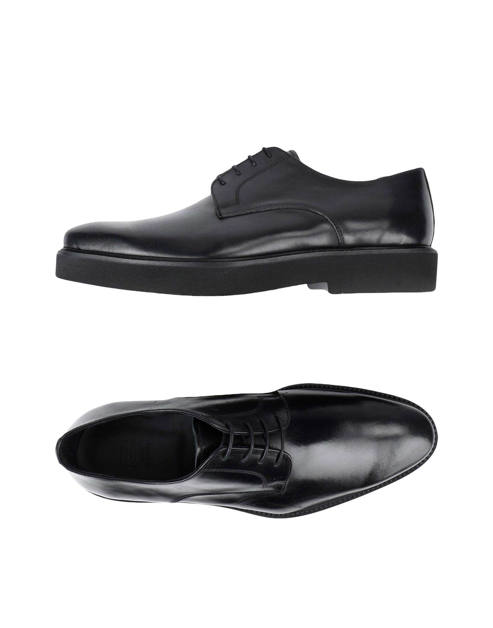 8 by YOOX Обувь на шнурках h by hudson обувь на шнурках
