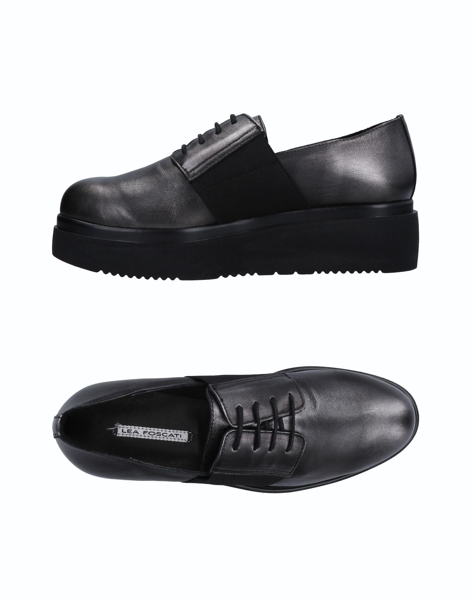 цена LEA FOSCATI Обувь на шнурках онлайн в 2017 году
