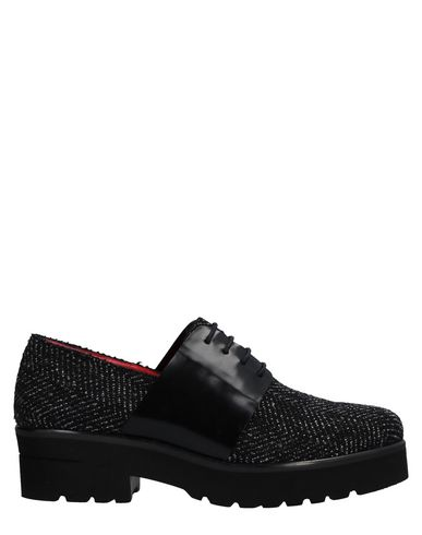 PAS DE ROUGE Chaussures à lacets femme