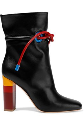 MALONE SOULIERS Roksanda Dolly leather ankle boots