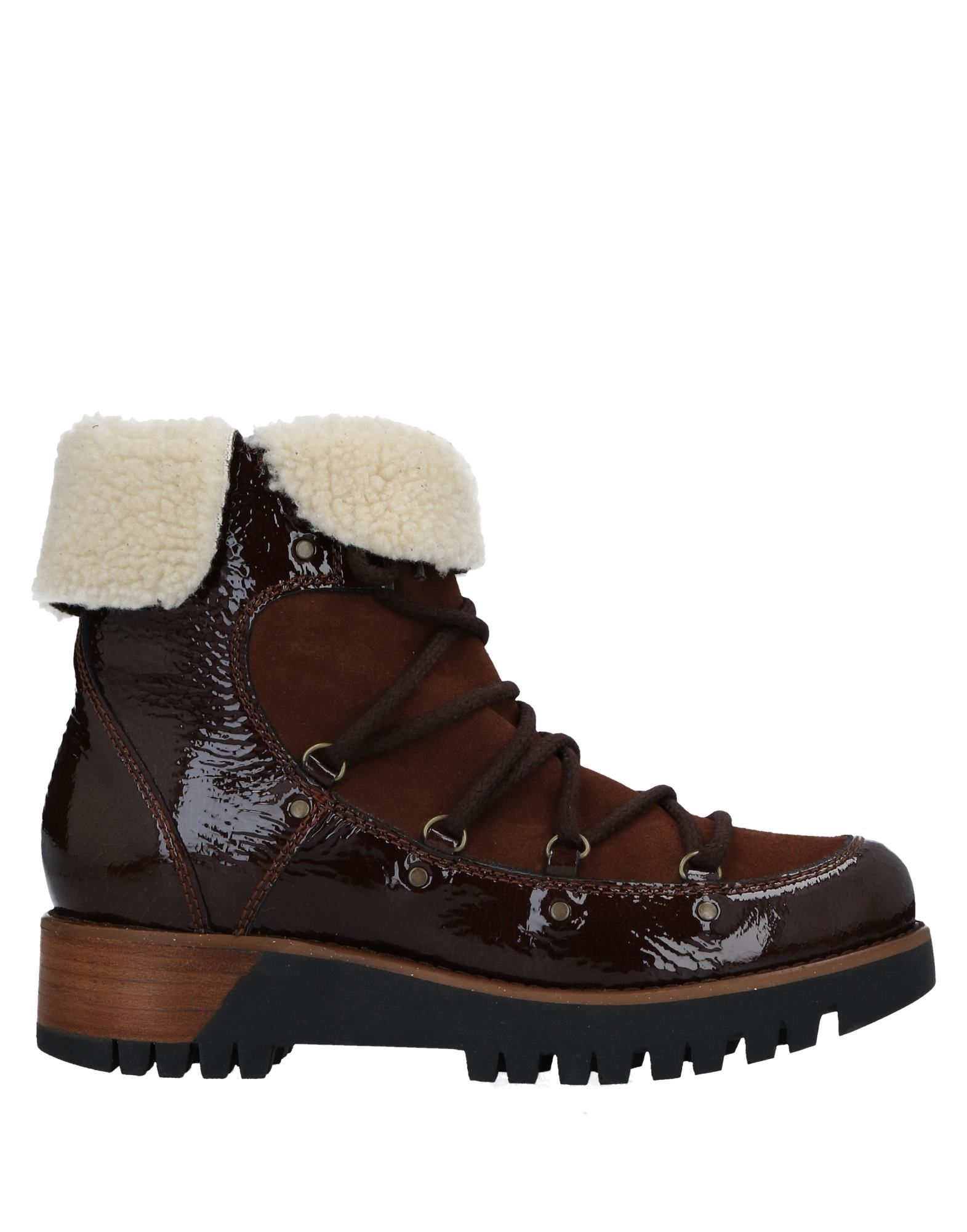 MANAS Ankle Boot in Cocoa