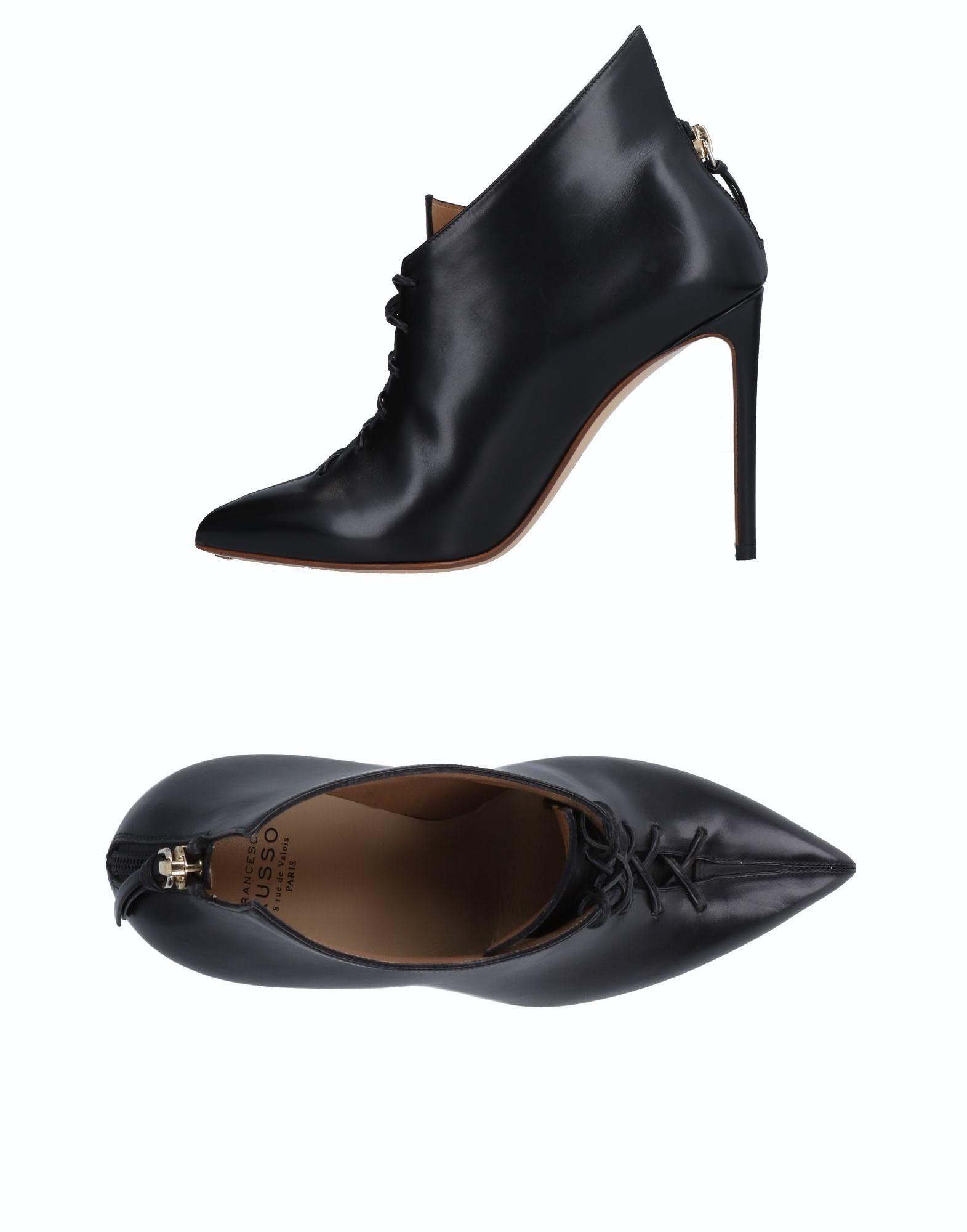 FRANCESCO RUSSO Обувь на шнурках