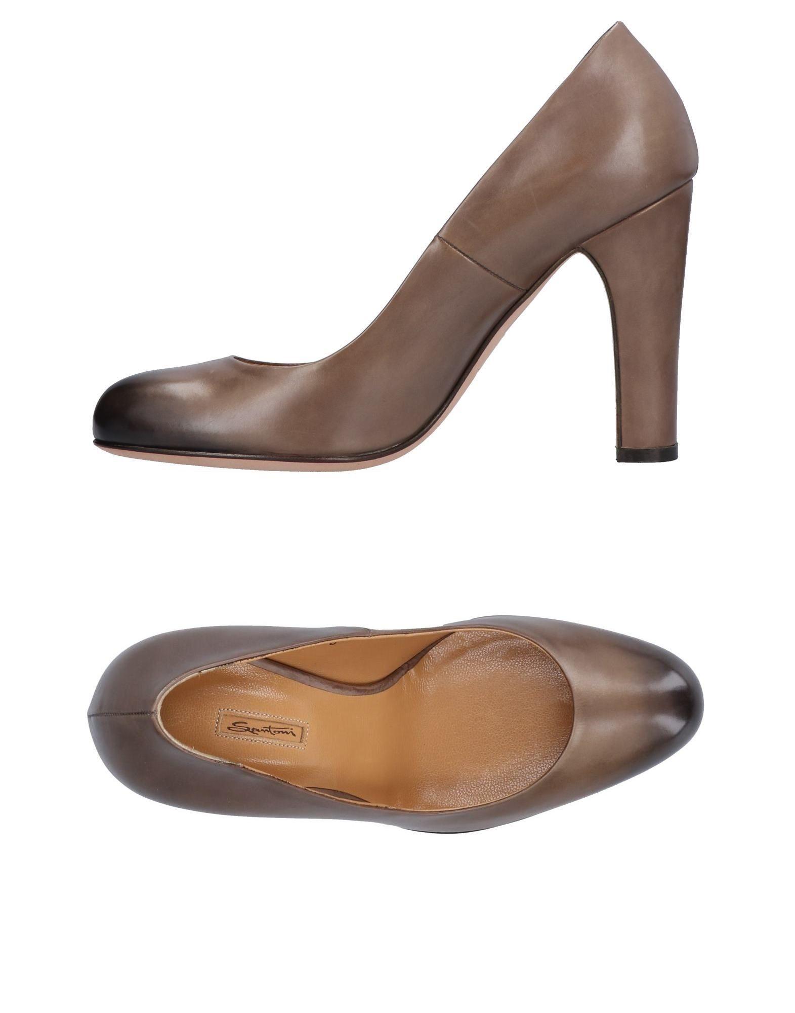 SANTONI Туфли цены онлайн